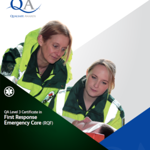 L3 Certificate in First Response Emergency Care