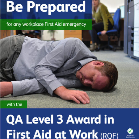 L3 Award in First Aid at Work