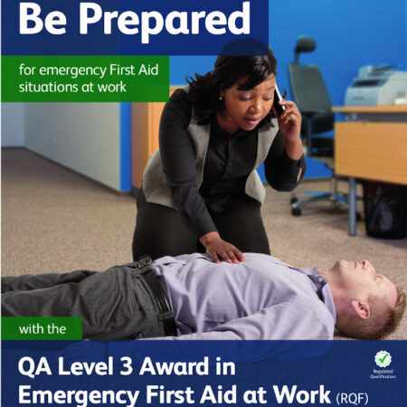 L3 Award in Emergency First Aid at Work