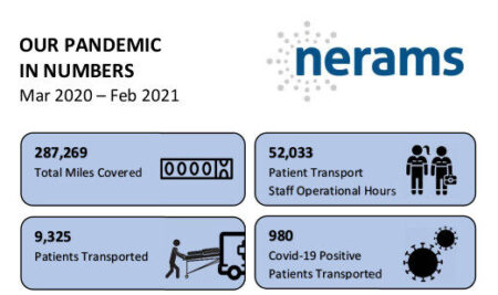 Our Pandemic In Numbers